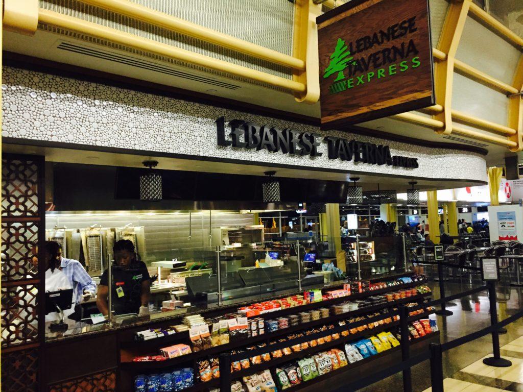 Robinson Hill opens Lebanese Taverna Express
