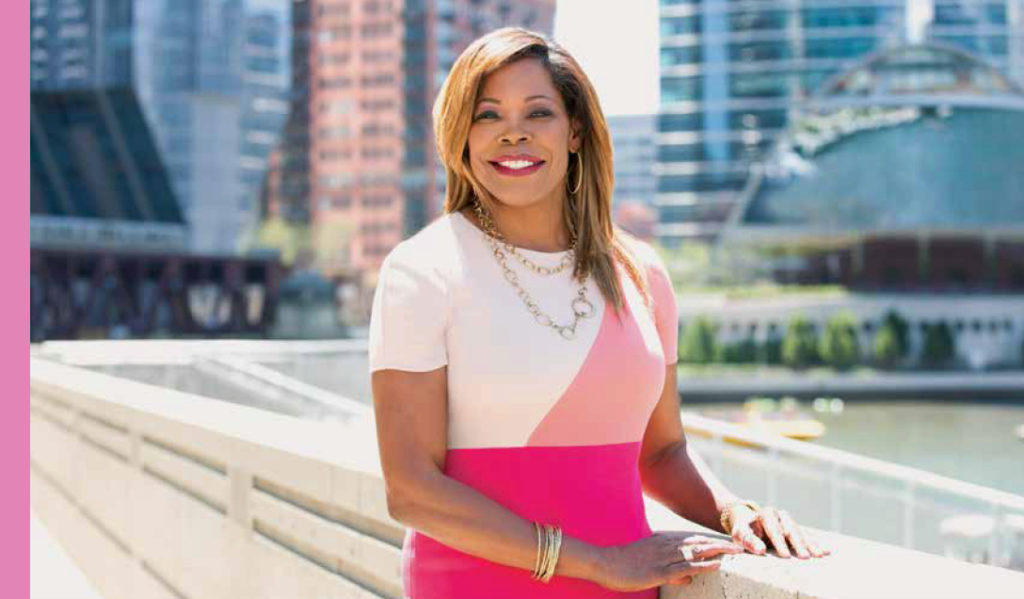 Dee Robinson honored as 2017 Business Leader of Color